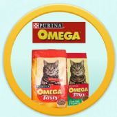 Omega Complete Cat Food